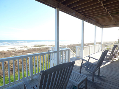 Gone Coastal Galveston Vacation Rental