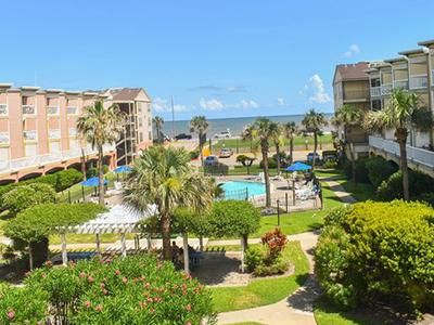 The Love Shack Galveston Vacation Rental